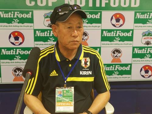 HLV U19 Nhật Bản đánh giá  U19 VN nhỉnh hơn U19 Úc - 2