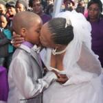 Phi thường - kỳ quặc - Cụ bà 61 tuổi kết hôn cùng cậu bé 9 tuổi