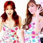 """Thời trang - Đọ độ xấu – đẹp của sao Hàn khi """"đụng hàng"""" váy áo"""