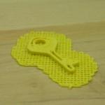 """Công nghệ thông tin - """"Đánh"""" chìa khóa bằng máy in 3D"""