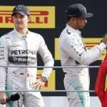 Thể thao - Tin HOT 8/9: Hamilton bênh vực Rosberg