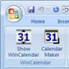 Lên lịch dạy và học bằng Word, Excel