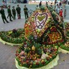 Cận cảnh mâm cỗ Trung thu lớn nhất Việt Nam