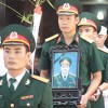 Máy bay rơi ở Hòa Lạc: Tiễn biệt chiến sỹ thứ 20