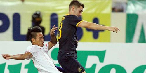 U19 Việt Nam đã khỏe hơn nhiều - 1