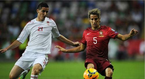 Bồ Đào Nha – Albania: Nếm trái đắng - 1