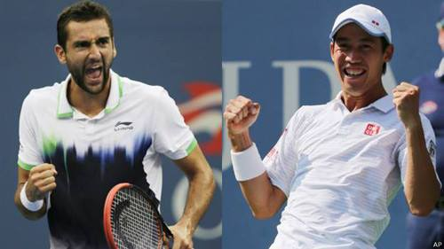 Số 13 may mắn đợi Nishikori và Cilic (CK US Open) - 1