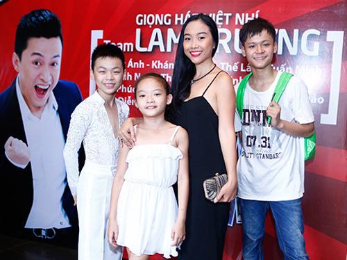 """Lam Trường và vợ sắp cưới """"như hình với bóng"""" - 6"""