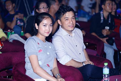 """Lam Trường và vợ sắp cưới """"như hình với bóng"""" - 1"""