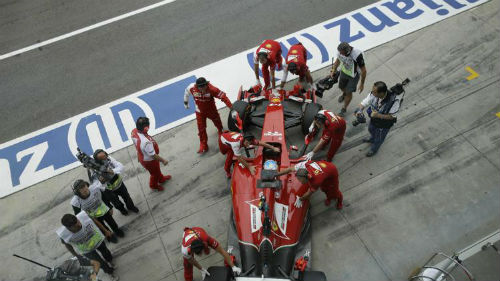 Italian GP: Quyết tâm của Hamilton - 2