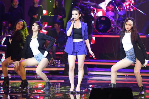 Nữ MC chỉ trích ĐD Lê Hoàng gay gắt trên sóng trực tiếp - 2