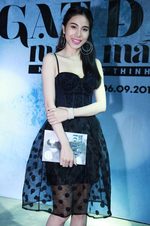 Mai Phương Thúy, Thủy Tiên cạnh tranh ngôi mặc đẹp - 2
