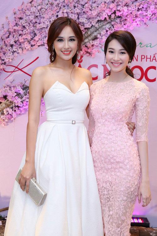 Mai Phương Thúy, Thủy Tiên cạnh tranh ngôi mặc đẹp - 6