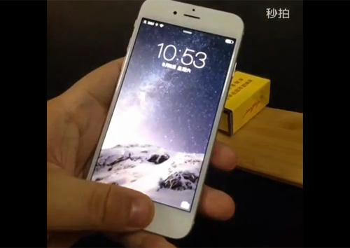 Thêm 4 video dùng thử iPhone 6 xuất hiện - 1