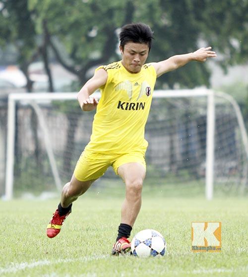 Dốc sức tập, U19 Nhật Bản không chủ quan với U19 VN - 4