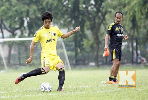 Dốc sức tập, U19 Nhật Bản không chủ quan với U19 VN - 5