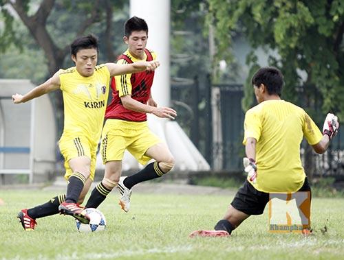 Dốc sức tập, U19 Nhật Bản không chủ quan với U19 VN - 6