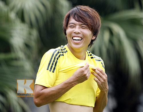 Dốc sức tập, U19 Nhật Bản không chủ quan với U19 VN - 9