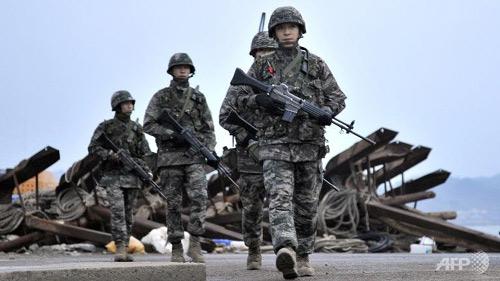 Hàn Quốc: Binh nhì treo cổ tự sát trong doanh trại - 1