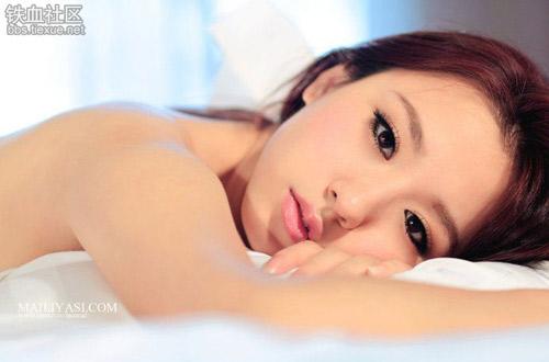 """Vẻ đẹp gợi tình của """"nàng mèo"""" Trung Quốc - 1"""