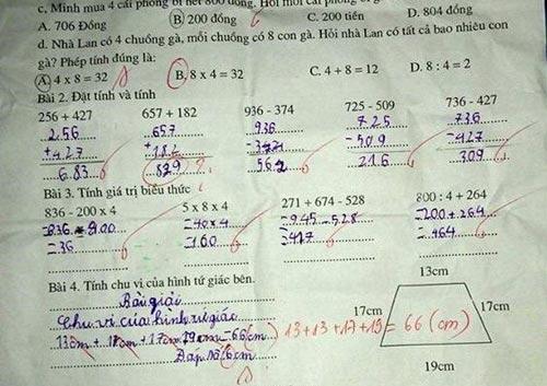 4 bài toán tiểu học đơn giản vẫn khiến người lớn tranh cãi - 1