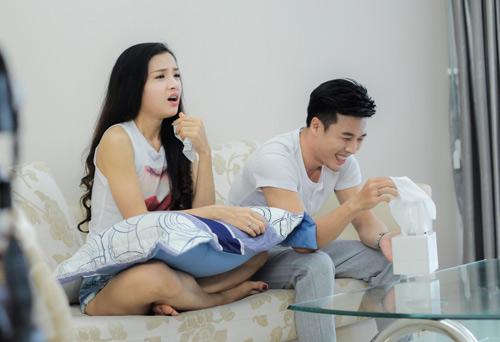"""Phương Trinh Jolie """"điên vì tình"""" trong MV mới - 2"""