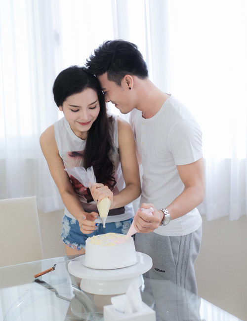 """Phương Trinh Jolie """"điên vì tình"""" trong MV mới - 9"""
