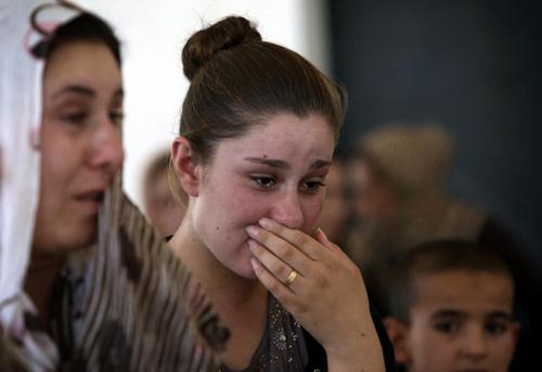 Ác mộng của thiếu nữ làm nô lệ tình dục trong tay IS - 2