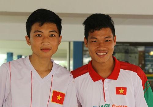 Bầu Đức tới khách sạn họp kín cùng U19 Việt Nam - 6