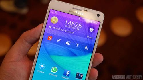 """Galaxy Note 4 vs LG G3: Hàng """"khủng"""" đối đầu - 12"""