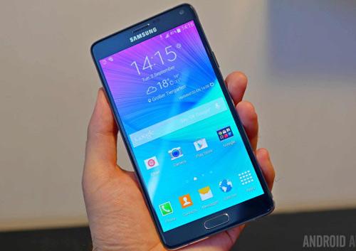 """Galaxy Note 4 vs LG G3: Hàng """"khủng"""" đối đầu - 5"""