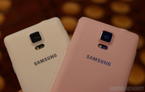 """Galaxy Note 4 vs LG G3: Hàng """"khủng"""" đối đầu - 6"""