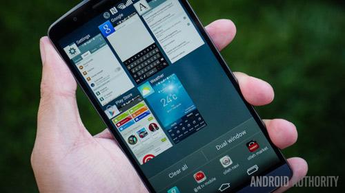 """Galaxy Note 4 vs LG G3: Hàng """"khủng"""" đối đầu - 7"""