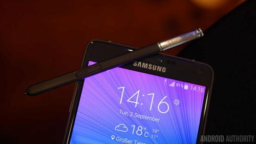 """Galaxy Note 4 vs LG G3: Hàng """"khủng"""" đối đầu - 8"""