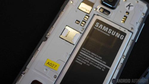 """Galaxy Note 4 vs LG G3: Hàng """"khủng"""" đối đầu - 9"""
