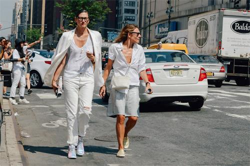 """""""Dân chơi"""" New York nhộn nhịp cùng thời trang - 3"""