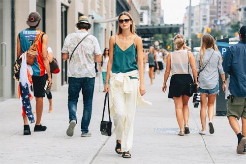 """""""Dân chơi"""" New York nhộn nhịp cùng thời trang - 5"""
