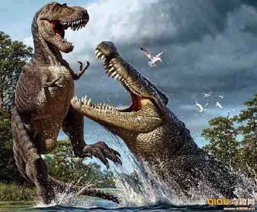 10 con quái vật tiền sử khổng lồ nhất - 3