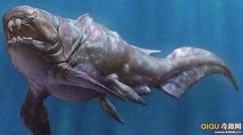 10 con quái vật tiền sử khổng lồ nhất - 6