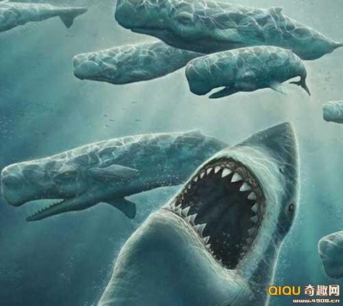 10 con quái vật tiền sử khổng lồ nhất - 9