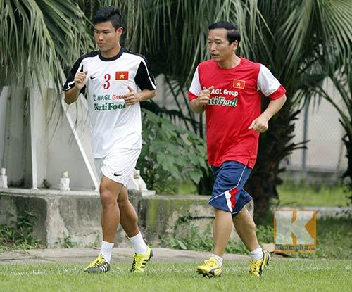 Thầy Giôm: U19 VN đã quên ác mộng thua U19 Nhật 0-7 - 1