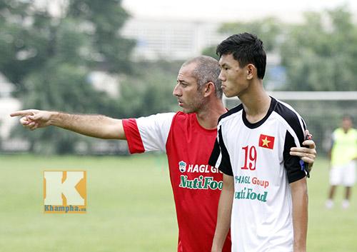 Thầy Giôm: U19 VN đã quên ác mộng thua U19 Nhật 0-7 - 6
