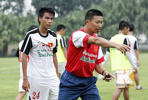 Thầy Giôm: U19 VN đã quên ác mộng thua U19 Nhật 0-7 - 8