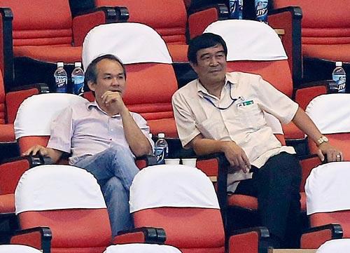 Bầu Đức không chỉ đạo chuyên môn U19 Việt Nam - 1
