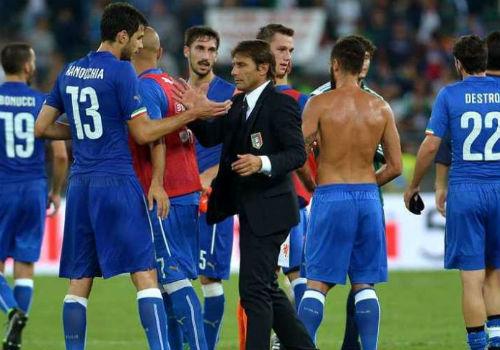 Diện mạo mới cho đội tuyển Italia - 1