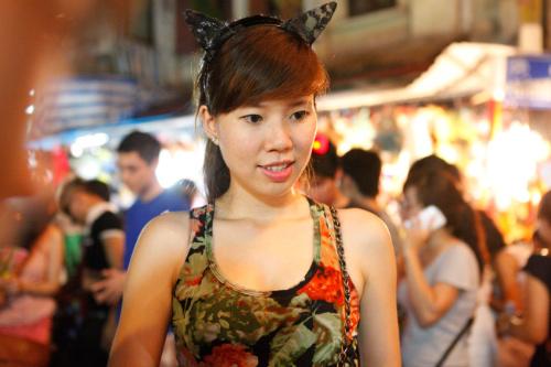 Thiếu nữ Hà thành rạng ngời đi chơi trung thu - 6