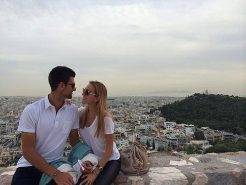 Djokovic bác chuyện lo vợ đẻ nên thua Nishikori - 1