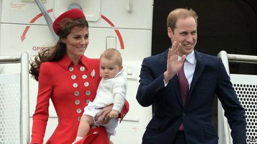 Anh: Công nương Kate mang thai con thứ 2 - 1
