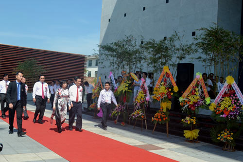 Khánh thành trung tâm hành chính 2.000 tỷ đồng ở Đà Nẵng - 1