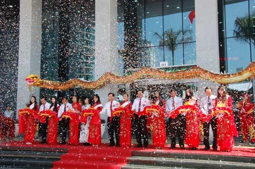 Khánh thành trung tâm hành chính 2.000 tỷ đồng ở Đà Nẵng - 2